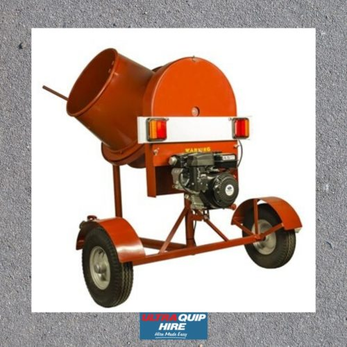 Ultraquip Concrete Mixer Heighway rent Hirepool Kennards