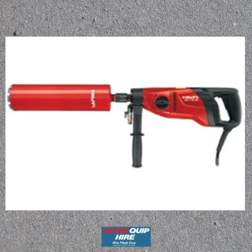 Ultraquip Blenheim Hilti DD150 core drill diamond Rent Hire Hirepool Kennards