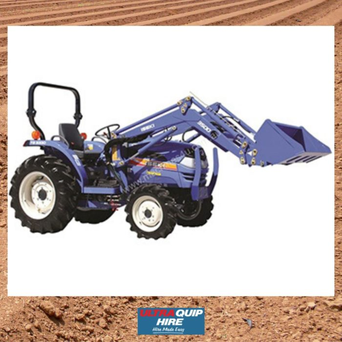 Ultraquip Blenheim Hire rent Tractor front end loader PTO Kennards Hirepool
