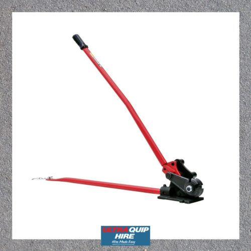 Ultraquip Blenheim Rebar Rio steel reinforcing rod cutter bender hire rent Hirepool Kennards