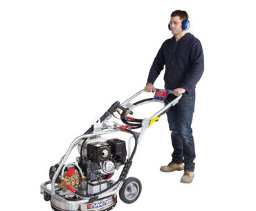 Makinex Dual Pressure Washer