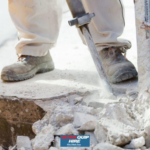 Concrete Breakers