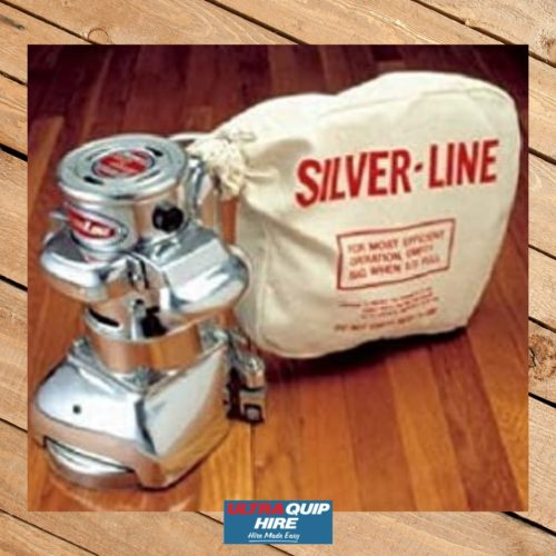 Silverline drum floor rotary sander Ultraquip Blenheim Rent hire Hirepool Kennards