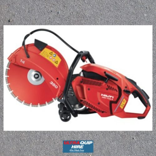 Ultraquip Blenheim Hilti Concrete saw Rent hire Kennards Hirepool