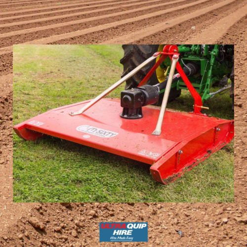 Ultraquip Blenheim Harrows mower level bar rotary hoe spreader Agriculture ag hire rent Hirepool Kennards