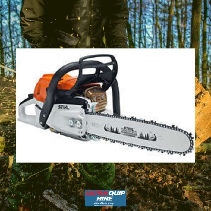 Ultraquip Blenheim Chainsaw hire rent Husqvarna Stihl Kennards hirepool