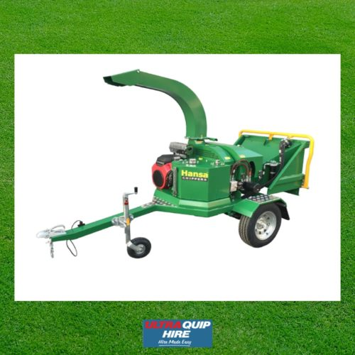 Ultraquip Blenheim Gardening Hire Rent Kennards Hirepool Chipper mulcher