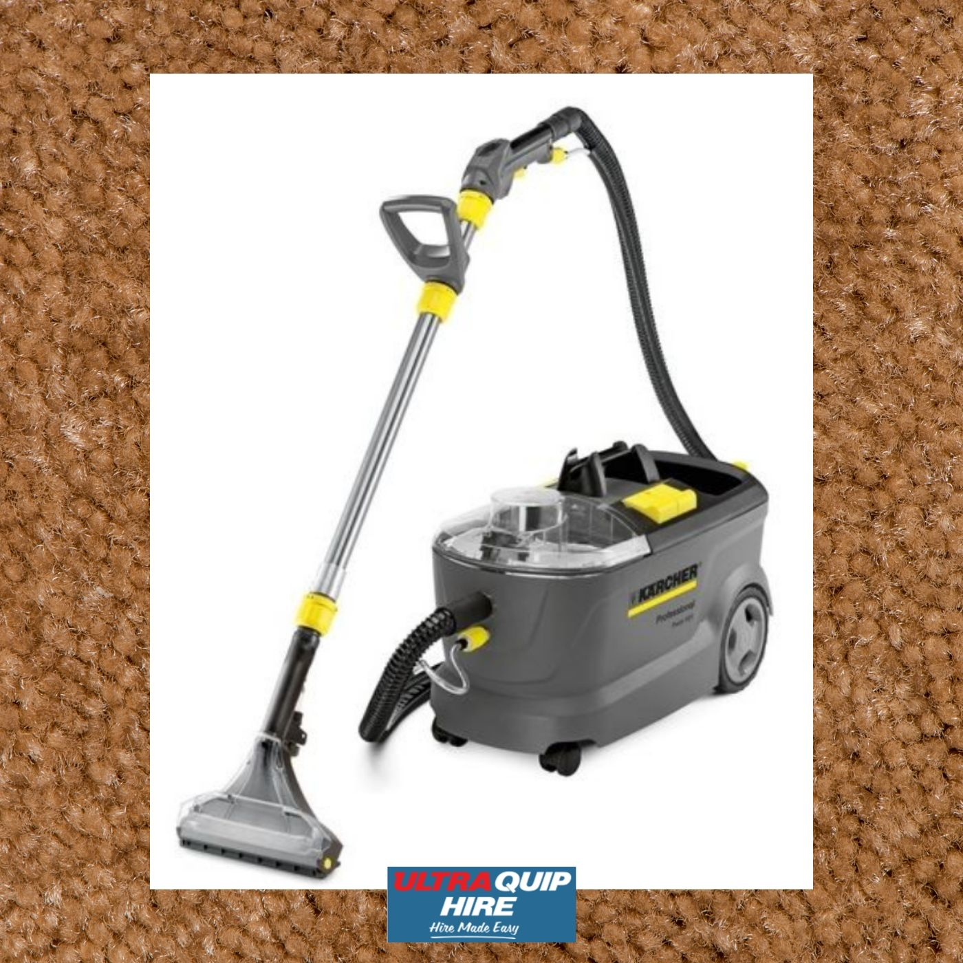 Ultraquip Blenheim carpet cleaner Rug doctor hire rent kennards Hirepool