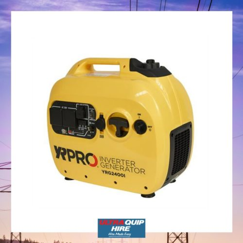 Ultraquip Blenheim electrical generator power unit charger battery hire rent Kennards Hirepool