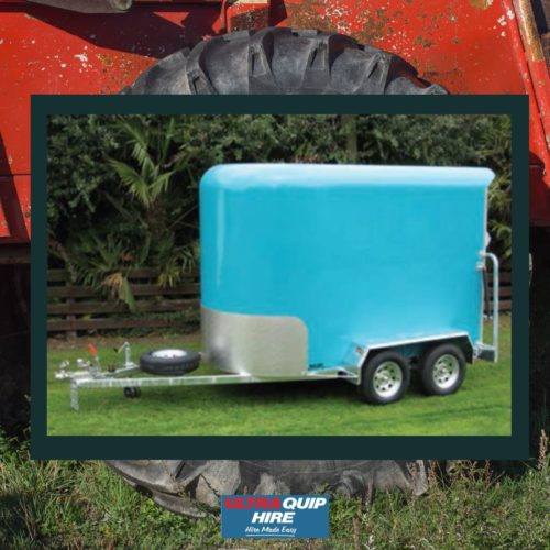 Ultraquip Trailer hire rent Furniture float house moving Hirepool